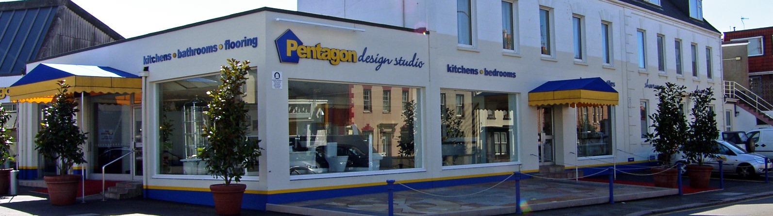 Pentagon Jersey Established In 1977