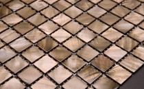 Brown Shell Tiles