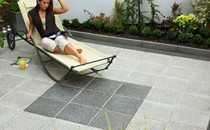 Argent Smooth Garden Paving 1 Hz