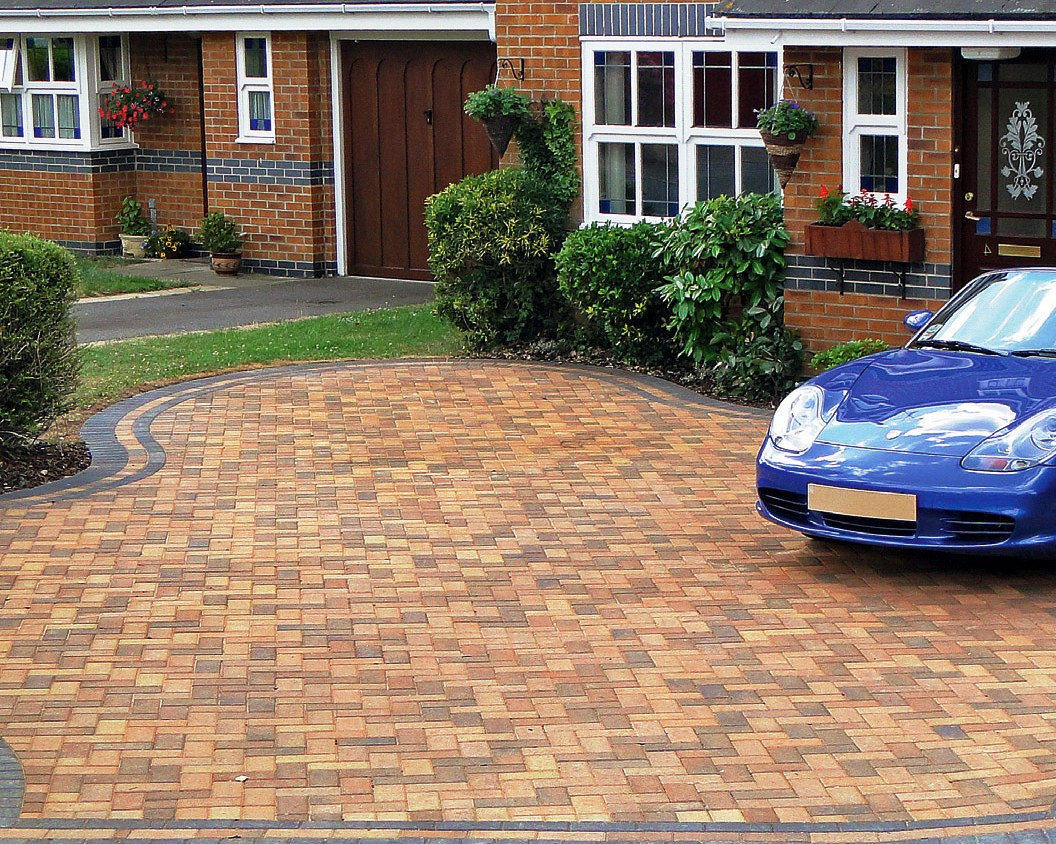 Driveline 50 Block Paving 1 Hz