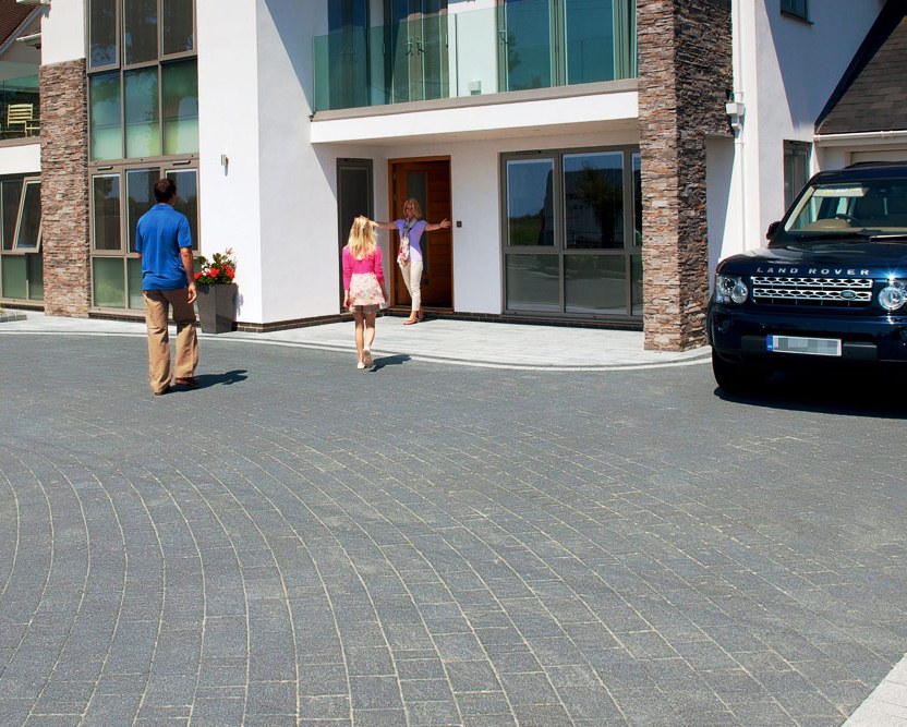 Drivesett Argent Block Paving 1 Hz