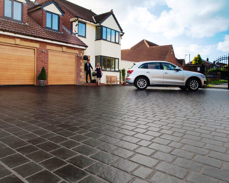 Drivesys Patented Driveway System Split Stone 1 Hz