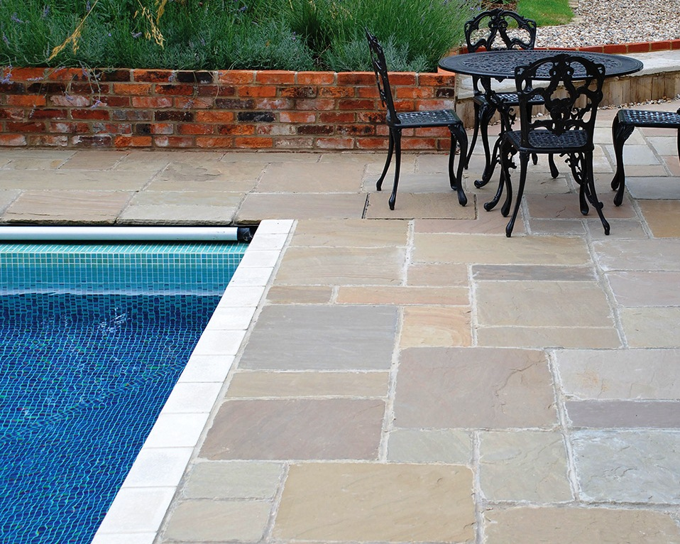 SQ Old Rectory Paving York Green