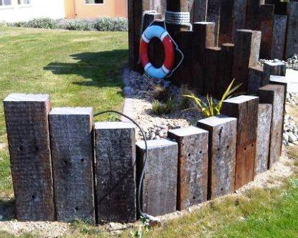 Reclaimed Railway Sleepers 56