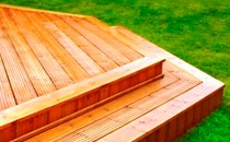 Softwood Decking Main Image