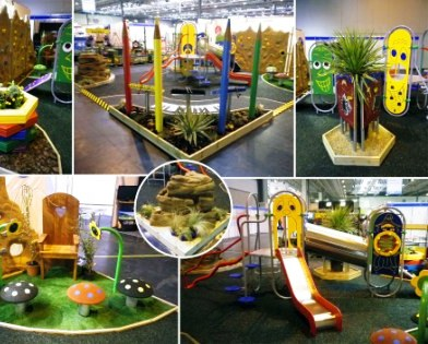 Wicksteed At The Education Show NEC Photos Web