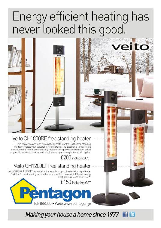 01 Jan Pentagon Veito Heaters A4 SPECIAL PAGE