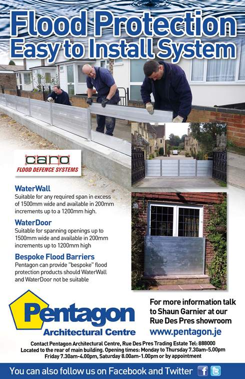 02 Feb Pentagon 20X4 Caro Flood Defences