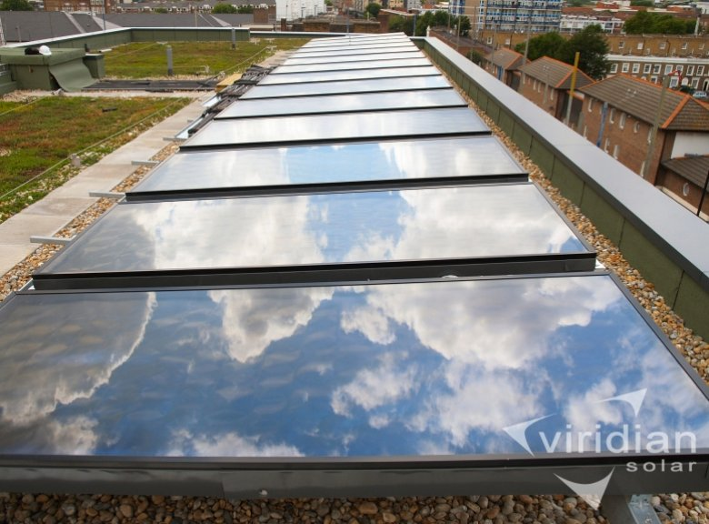 0083 Low Pitch Solar Panels Barnsbury 1